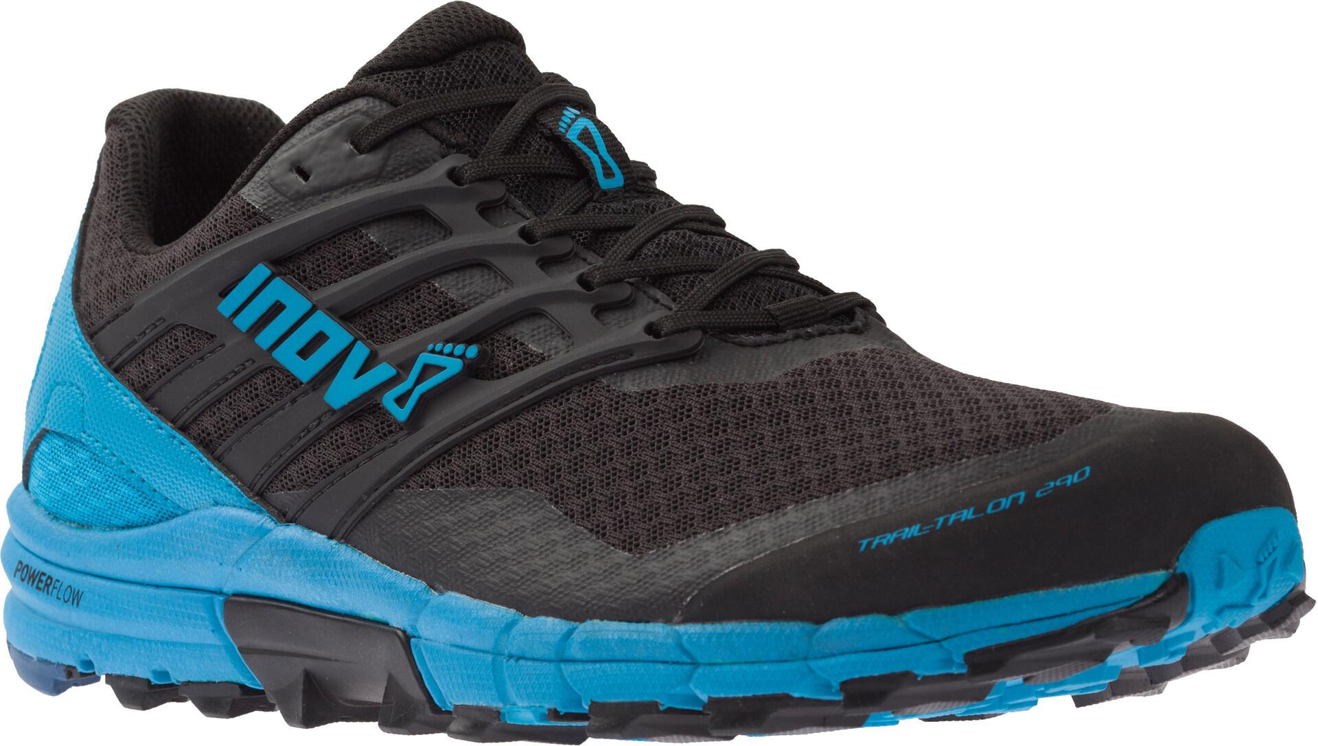 inov-8 Trail Talon 290 Shoes Herr black/blue - addnature.com